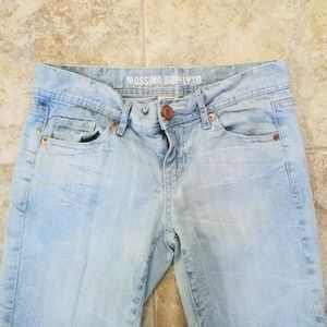 Mossimo Supply Co. Shorts - Mossimo Good Condition Light Blue Jean Shorts